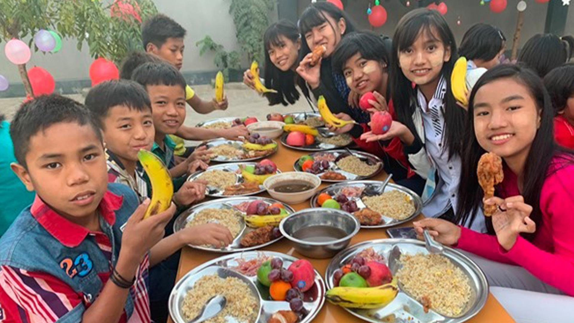 Orphan Relief Effort